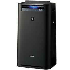 SHARP 加湿空気清浄機 プラズマクラスター25000 グレー KI-JS70-H