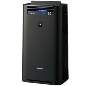 SHARP 加湿空気清浄機 プラズマクラスター25000 グレー KI-JS50-H