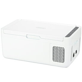 ドメティック モビクール ポータブル2wayコンプレッサー冷凍庫/冷蔵庫 ホワイト MCG15WH