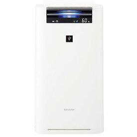 SHARP 加湿空気清浄機 プラズマクラスター25000 ホワイト KI-LS50-W