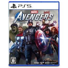 スクウェア・エニックス [PS5] Marvel's Avengers (アベンジャーズ)