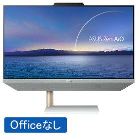 ASUS Zen AiO 23.8型 Corei5 8GB SSD256GB+HDD1TB ホワイト(ひかりTVショッピング限定モデル) A5401W-I510500PL