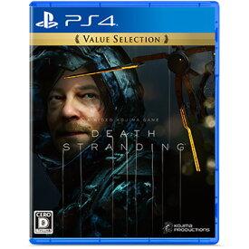 ソニーインタラクティブエンタテインメント [PS4] DEATH STRANDING Value Selection