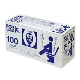 ロゴスコーポーレーション ■LLL パームトイレ(100pack)