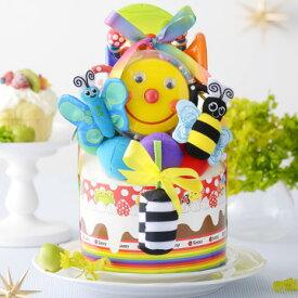 ダッドウェイ Diaper Cake ダイパーケーキ スマイリーガーデン GFDC02202