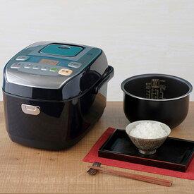 アイリス 圧力IH炊飯器 5.5合炊き 米屋の旨み 銘柄炊き ブラック RC-PA50-B