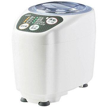 【期間限定 エントリーでP10倍】 ツインバード 精米御膳 コンパクト精米器 ホワイト MR-D572W