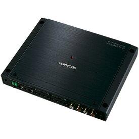 【エントリーでP7倍】 JVCケンウッド Dクラス4チャンネルパワーアンプ XH401-4