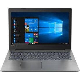 Lenovo IdeaPad 330 Core i5・8GBメモリ・1TB HDD+16GB Optaneメモリ FHD搭載【ブラック】 81DE01AEJP