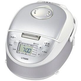 タイガー魔法瓶 IH炊飯器 炊きたて 3合炊き サテンホワイト JPF-A550-W