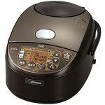象印IH炊飯器5.5合炊きブラウンNP-VI10-TA