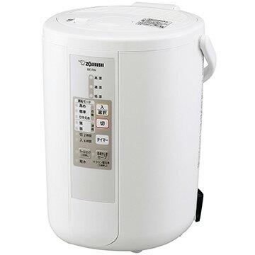 【期間限定 エントリーでP10倍】 象印 スチーム式加湿器 加湿量480ml/h ホワイト EE-RN50-WA