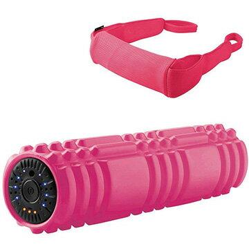 ドリームファクトリー ドクターエア 3Dマッサージロール ピンク MR-001PK
