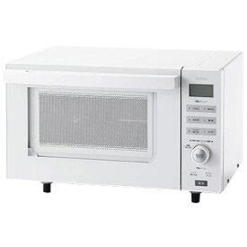 ツインバード センサー付フラットオーブンレンジ DR-E852W