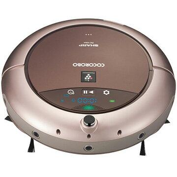 【期間限定 エントリーでP10倍】 シャープ ロボットクリーナー プラズマクラスター搭載 COCOROBO ココロボ ゴールド系 RX-V95A-N