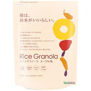むらせライス ■ライスグラノーラ メープル味 (200g×6袋) 4500500480