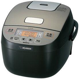 象印マホービン マイコン炊飯器 極め炊き 黒厚釜5mm 3合炊き ブラック NL-BU05-BA