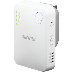BUFFALO WLAN中継機 11ac/n/g/b 866+300Mb コンパクト WEX-1166DHPS