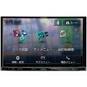 JVCケンウッド 彩速ナビ 7V型メモリーカーナビ/地デジ/ DVD/USB/SD/Bluetooth/ハイレゾ対応 MDV-S706