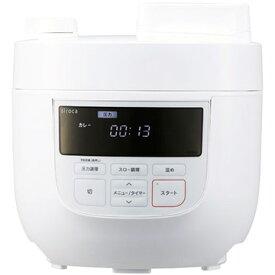 シロカ siroca 電気圧力鍋 4L ホワイト SP-4D151(W)