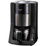 パナソニック沸騰浄水コーヒーメーカーブラックNC-A57-K