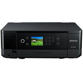 EPSON A4 IJプリンター/多機能/Wi-Fi/2.7型/ブラック EP-811AB