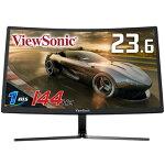 ViewSonic23.6型ゲーミングカーブディスプレイフルHD144Hz1msVX2458-C-MHD-7