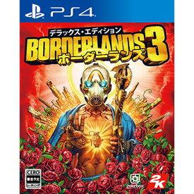 2K/テイクツー・インタラクティブ・ジャパン [PS4] 『ボーダーランズ3』デラックス・エディション