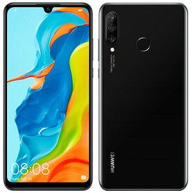 【エントリーでP7倍!11/19 20時~11/26 1時59分まで】 Huawei P30 lite Midnight Black P30LITE/BLACK