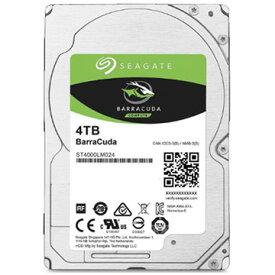 SEAGATE 内蔵HDD 4TB 2.5インチ (簡易包装品) ST4000LM024