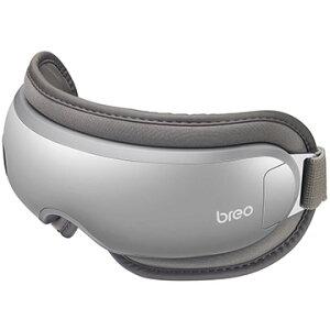 ブレオ エアーマスク iSee16 USB充電 温熱&音楽機能 コードレス BRE-1100/H