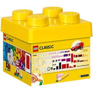 レゴジャパンレゴクラシック黄色のアイデアボックス<ベーシック>10692