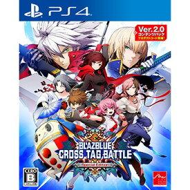 アークシステムワークス [PS4] BLAZBLUE CROSS TAG BATTLE Special Edition