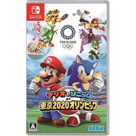 セガゲームス [Switch] マリオ&ソニック AT 東京2020オリンピック(TM)
