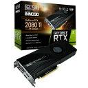 ELSA グラフィックボード GeForce RTX 2080 Ti ST GD2080-11GERTST