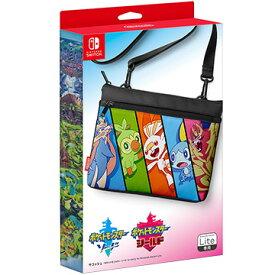 任天堂 サコッシュ『ポケットモンスター ソード・シールド』 for Nintendo Switch Lite