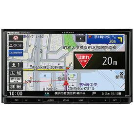Panasonic ストラーダ 7V型 メモリーナビ/地デジ/DVD/Bluetooth対応 CN-RE06D