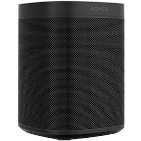 Sonos One スマートスピーカー Amazon Alexa搭載 ブラック 国内正規品 ONEG2JP1BLK