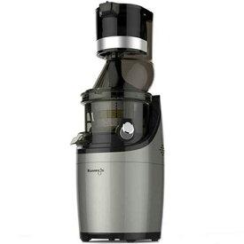 クビンス ホールスロージューサー・プロ ダークシルバーM CS520SM