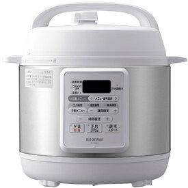 アイリス 電気圧力鍋 3.0L ホワイト PC-EMA3-W