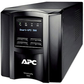 SchneiderElectricJapan Smart-UPS 500 LCD 100V 無償保証期間:1年間 SMT500J-E