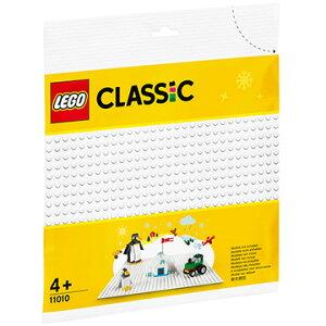 レゴジャパン 基礎板(白)11010 レゴクラシック