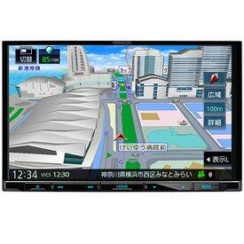 JVCケンウッド 彩速ナビ 8V型メモリーカーナビ/地デジ/ DVD/USB/SD/Bluetooth/ハイレゾ対応 MDV-S707L