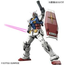 バンダイ HG 1/144 RX-78-02 ガンダム(GUNDAM THE ORIGIN版)