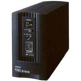 OMRON UPS(常時商用給電/正弦波出力) 500VA/300W BY50S
