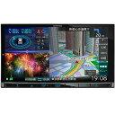 ケンウッド 彩速ナビ 7V型メモリーカーナビ/地デジ/ハイレゾ対応/DVD/Bluetooth/HDパネル搭載 MDV-M807HD