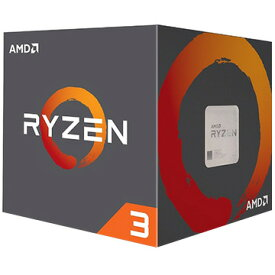 AMD Ryzen 3 3100 With Wraith Stealth cooler (4C8T3.6GHz65W) 100-100000284BOX