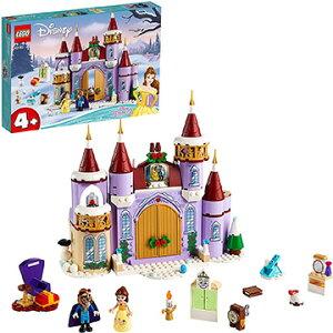 レゴ 43180ベルのお城のウィンターパーティー レゴ ディズニープリンセス
