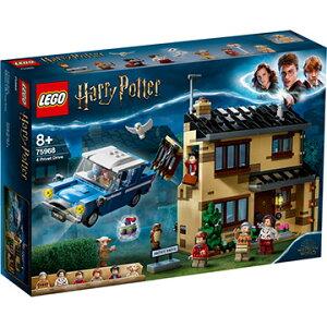 レゴ 75968プリベット通り4番地 レゴ ハリーポッター