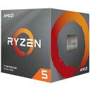 AMD Ryzen 5 3600XT With Wraith Spire cooler (6C12T3.8GHz95W) 100-100000281BOX